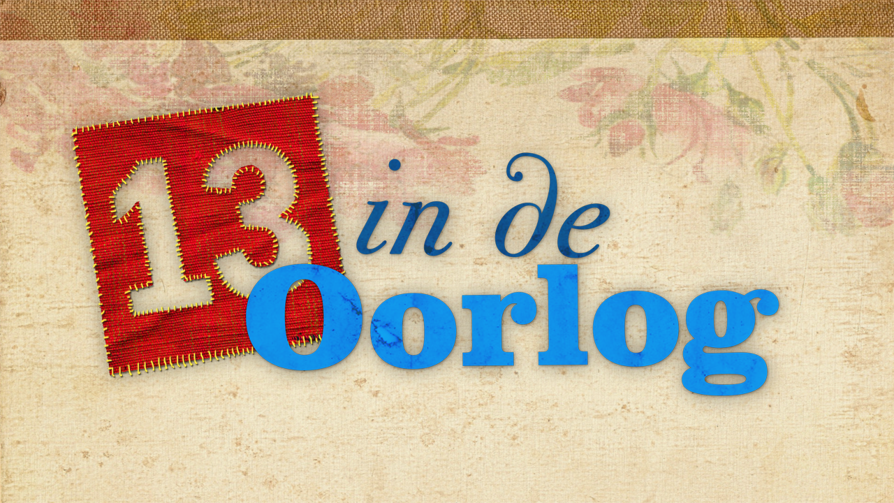 13 in de Oorlog Logo