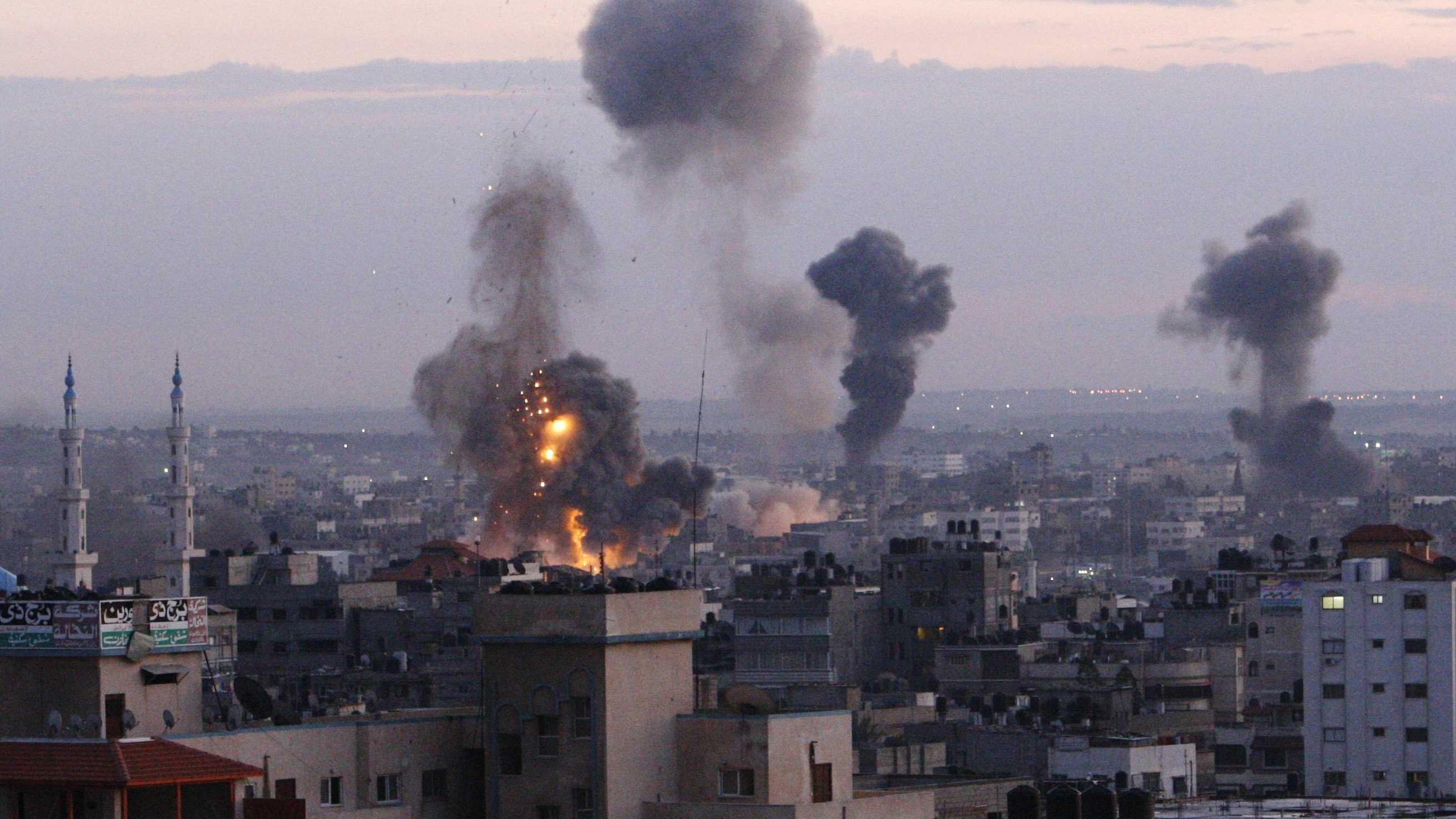 De Schande van Gaza