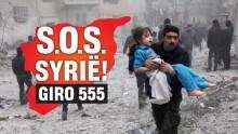 Syrie still + logo vader met kind