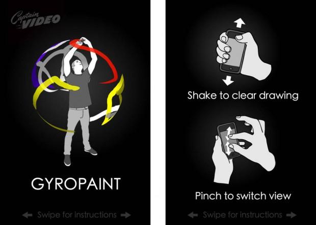 Gyropaint uitleg